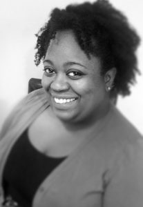 Dominique Williams -- Guest Blogger