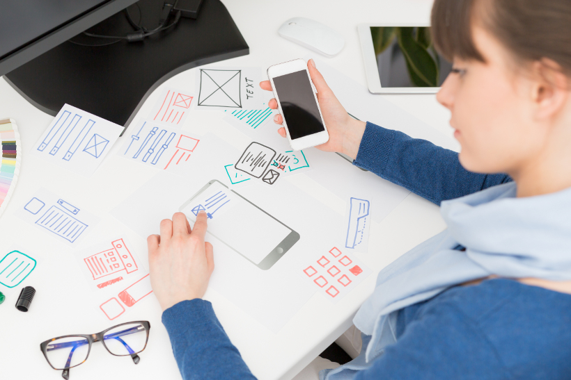 Working with a Website Designer: 5 Tips for Effectively Collaborating